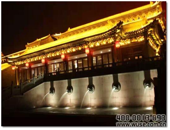 中国古建塔楼