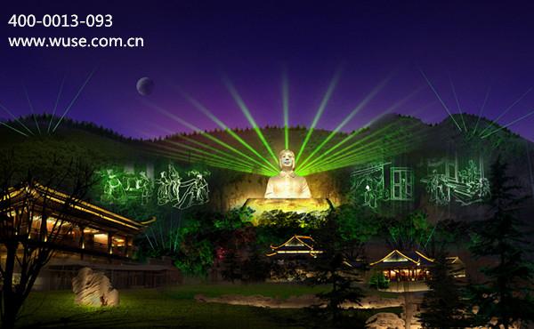 景观照明 景区照明 照明设计.jpg