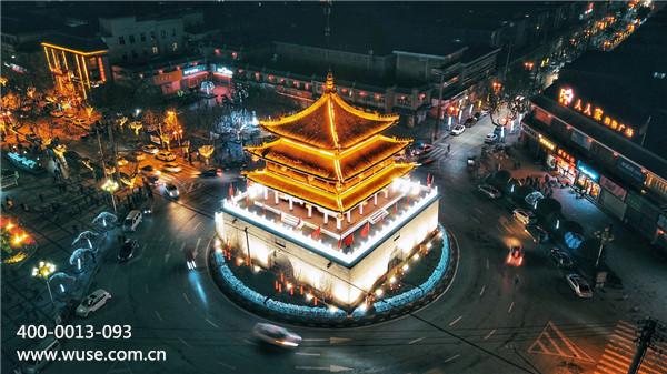 城市夜景照明:文旅发展的重要推手