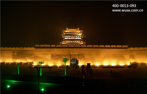 夜景照明:建筑文化的特色表达