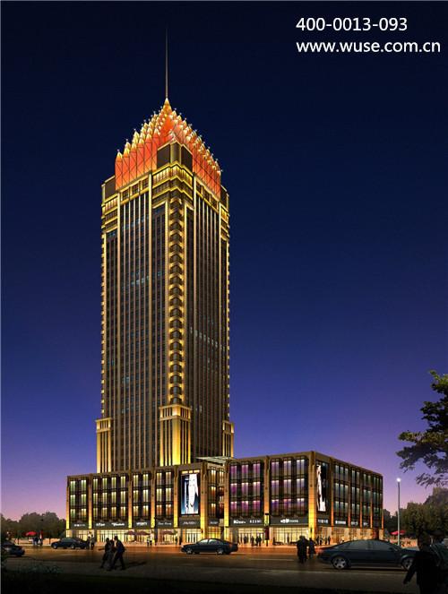 现代建筑照明常用的六种设计手法