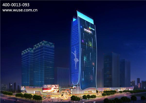 高层建筑灯光秀亮化工程有哪些要点?
