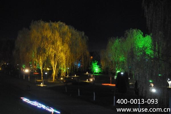 城市亮化工程之公园景观照明设计