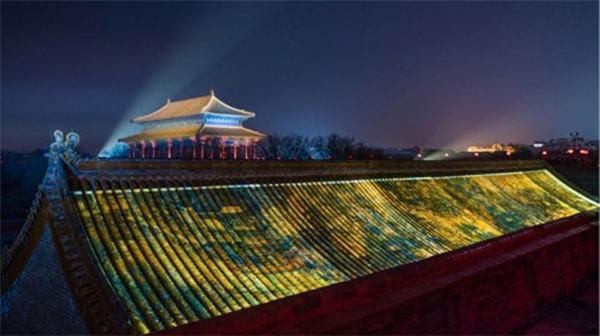 北京城市夜景照明:大国风范的彰显