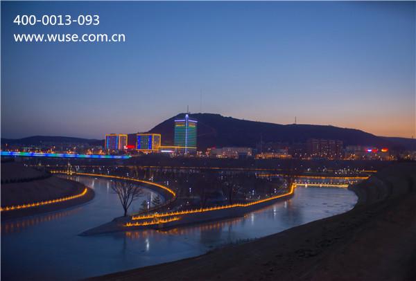 城市夜景照明所采用的照明方式有哪些?