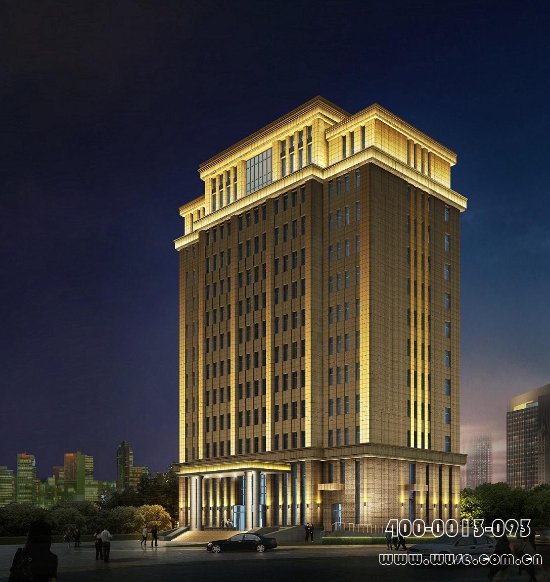 政府建筑亮化工程设计应该注意哪些问题?