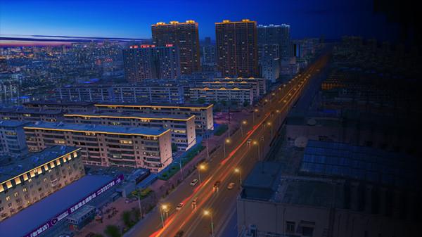 城市照明工程如何节约成本?