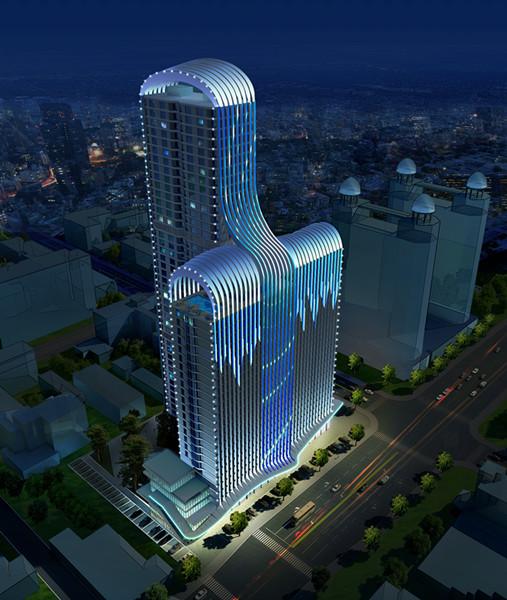酒店楼体亮化设计应该怎么做?