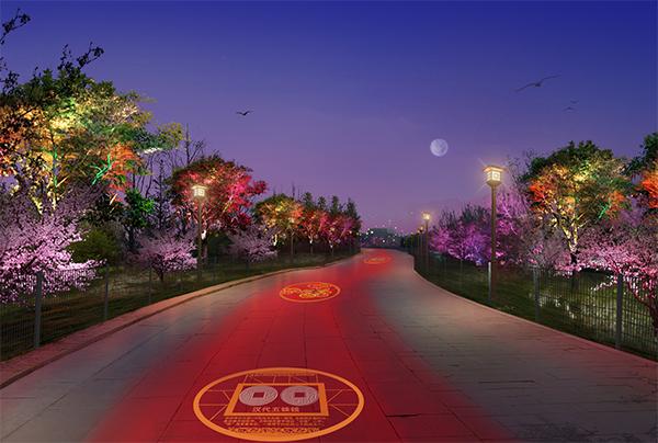 在什么条件基础上可做城市文旅灯光?