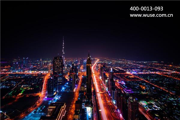 城市夜景照明设计要注意什么?