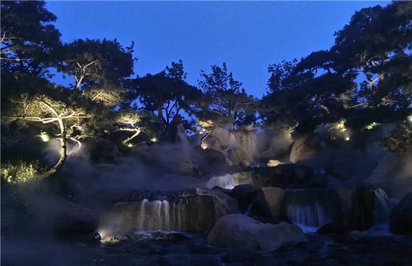亮化工程公司在园林照明施工中要做到什么?