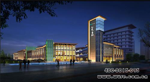 建筑夜景照明设计原则是什么?