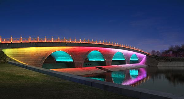 亮化工程对城市的意义