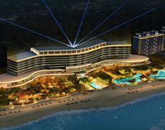 金海湾整体照明规划设计
