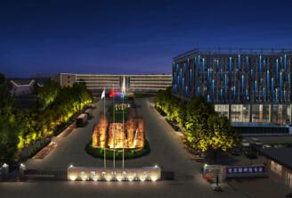 中国光纤产业园照明规划工程