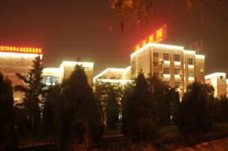 北京亦庄楼体亮化规划项目