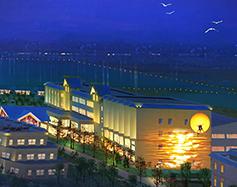 离喧嚣很远,离自然很近 | 温泉酒店景观照明设计